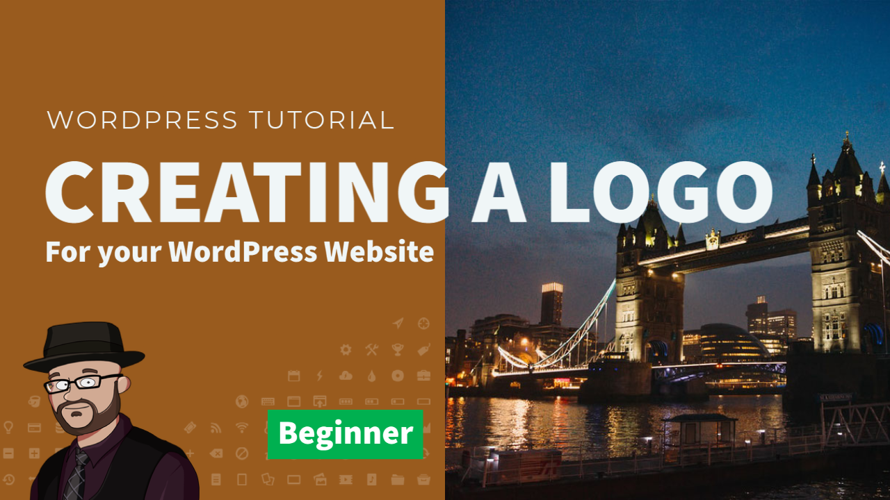 How to Create a Logo for a WordPress Site