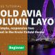 2 Column Layout in Kreisi Enfold / Avia