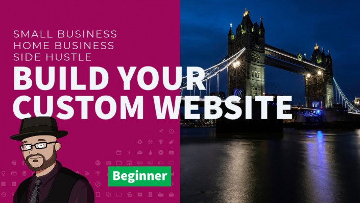 FREE: Build your own CUSTOM Small Business Website