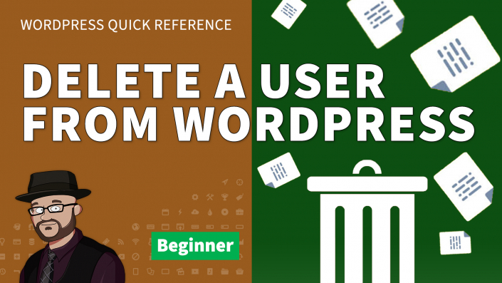 How to Delete a User in WordPress